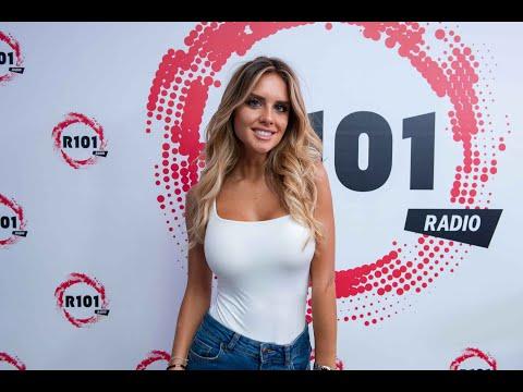 Michela Persico ospite a R101