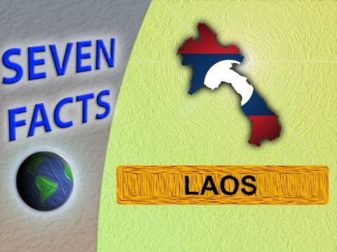 7 Facts about Laos