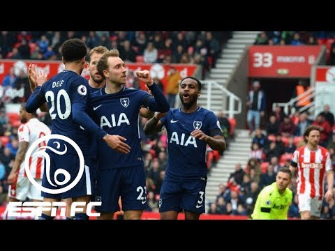 Tottenham can 'make an absolute statement' vs. Manchester City | ESPN FC