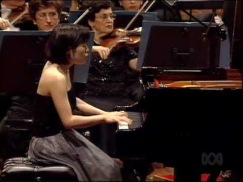 Rachmaninoff - Rhapsody on a Theme of Paganini- P1- Ayako Uehara