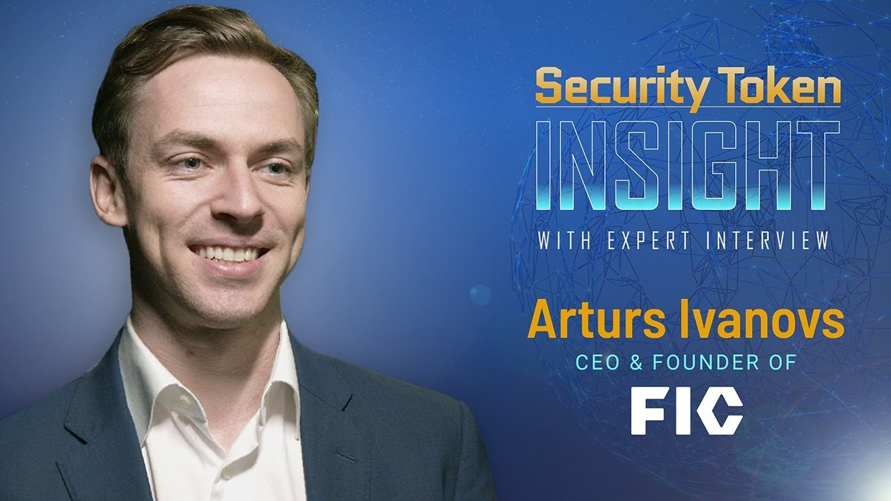 Security Token Insight: Expert Interview with Arturs Ivanovs, CEO and Founder at FIC Networks 22