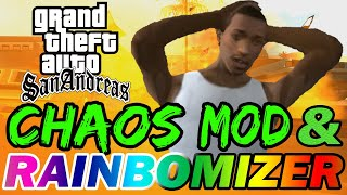 GTA San Andreas Randomizer & Chaos Mod Speedrun!