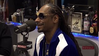 Snoop Dogg Reference Meg Thee Stallion Attire on THE BREAKFAST CLUB & Wendy Williams