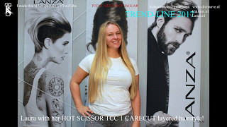 I'll have layers for the first time in my beautyful long hair!!!! TCC 1 CARECUT of Laura by TKS