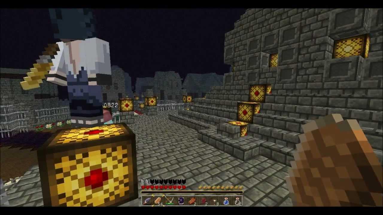 【Minecraft】RSP大冒險 [Chronotide] --EP.4 - YouTube