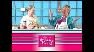 Amboy Minnesota, The Cottage Cafe on KLUK TV's Cooking it up with Betty