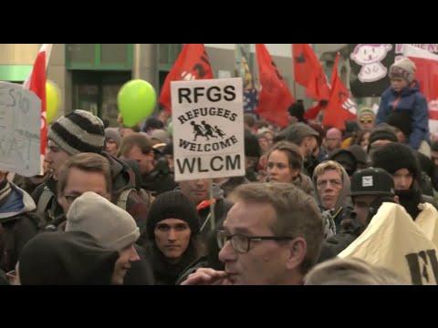 Europe's Refugee Crisis Rapidly Changing Political Landscape