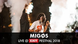 Download EXIT 2018 | Migos Live @ Main Stage FULL SHOW Mp3 and Videos