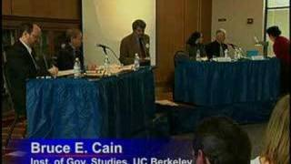 Berkeley Symposium on Same Sex Marriage: Politics