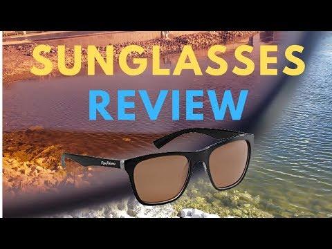 Review: Flying Fisherman Fowey Polarized Fishing Sunglasses With AcuTint UV Blocker