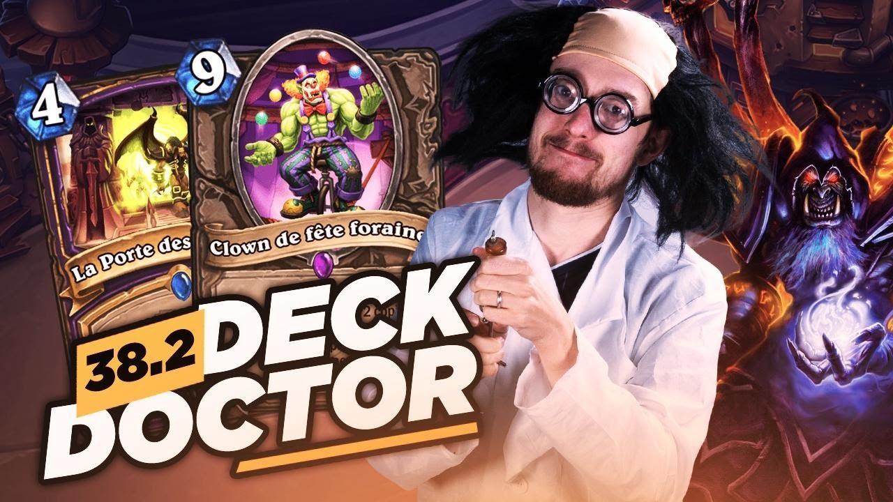 DECKDOCTOR #38.2 ► Démo Clown