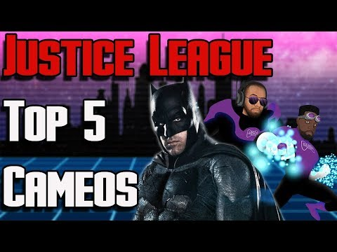 Justice League Movie Top 5 Cameos We Want to See | DC Comics Cameos in Justice League