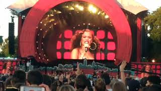 Andra Day Rise Up Global Citizens Festival 2017 Central Park