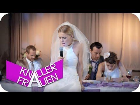 Die singende Braut | Knallerfrauen mit Martina Hill
