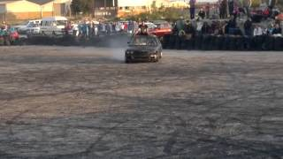 325i BMW SPINNING & CRAZY FLIPPING