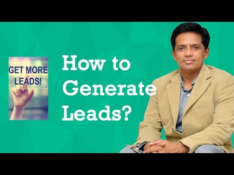 How to generate leads for your business? lead generation marketing ( in Tamil ) | shs advisory group