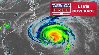 Hurricane Florence LIVE COVERAGE: One More Day - 9/12/18