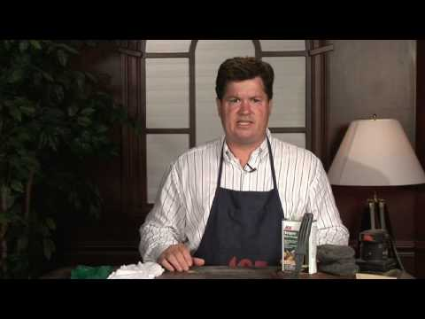 Antique Furniture : How to Antique Glaze Furniture