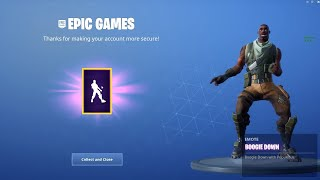 How To Get BOOGIE DOWN Emote For FREE In Fortnite!!! (2019)