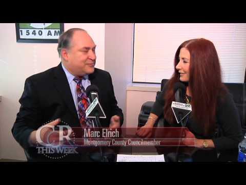 Councilmember Marc Elrich Guest on Montgomery Al Dia Radio Show