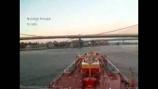 The North River Anchorages in New York City to Hell Gate