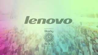 レノボ ダンスミュージックフェスティバル Body&SOUL ビデオ thumbnail