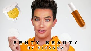 Download FENTY BEAUTY by RIHANNA FULL REVIEW Mp3 and Videos
