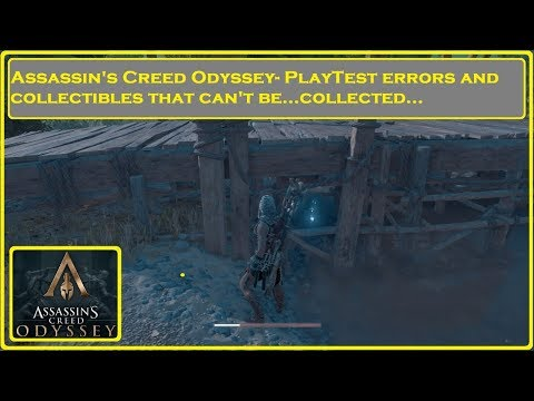 Assassin's Creed Odyssey- When You Fail to Playtest thumbnail