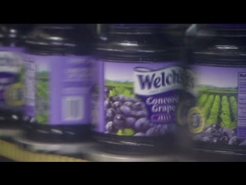 How Welch's started as alcohol-free wine