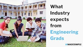 What Industry Expects from engineering students with respect to AI Skills