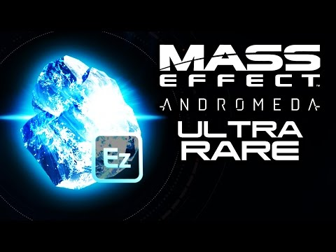 MASS EFFECT ANDROMEDA: How To Find Ultra Rare Items & Reroll Guide! (Remnant Cores, Weapons, & More)