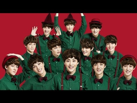 Exo Christmas Album Cover.Exo 12월의 기적 Miracles In December Classical Orchestra Version