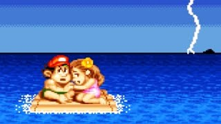 Скачать Super Adventure Island II SNES Playthrough NintendoComplete