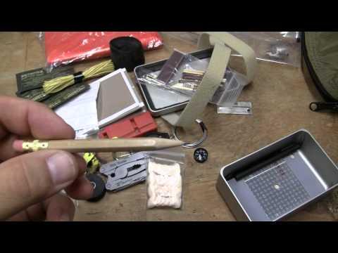 SUMA Pro Survival Kit (SUMA PSK) Small Review