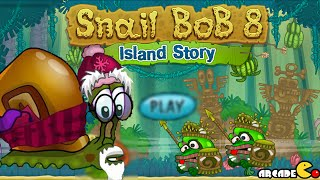 Snail Bob 8: Island Story Walkthrough