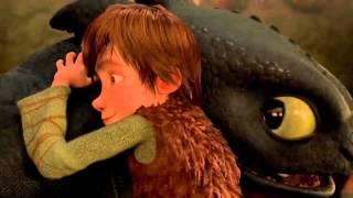 Как приручить дракона Иккинг и Беззубик