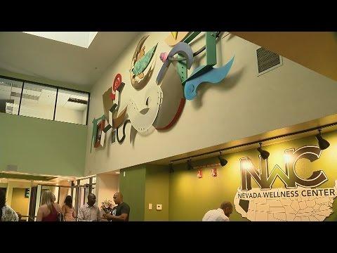 Tour of Nevada Wellness Center