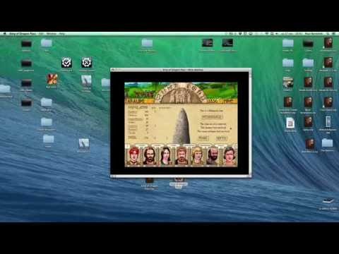 King of dragon pass for Mac OSX