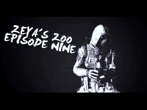 SoaR Zeyaa: Zeya's Zoo #9 by Pane
