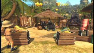 Jungle Cruise - Kinect Disneyland Adventures - XboxFitness.Org