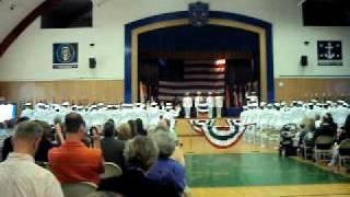 "Navy OCS Class 14-10  ""Oath"""