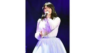 AKB48グループ総監督の横山由依(25)が17日、東京ドームシティホールで自身初の単独コンサートを開催した。 歌手になることを夢見てAKB48に入った横山にとって、 ...