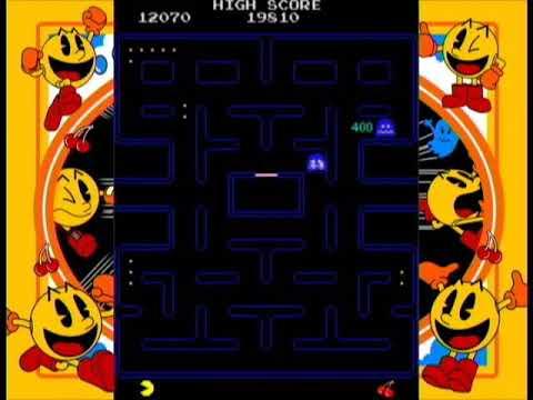 Pac-Man Perfect Achievement