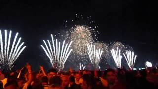 Dubai, UAE : New Year World Record, Largest Fireworks, Atlantis, Jumeirah