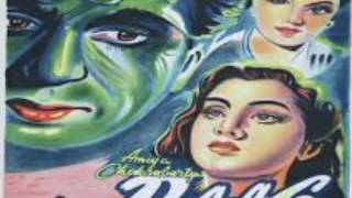 Ae mere dil kahin karaoke with vocal by me(Movie- Daag )