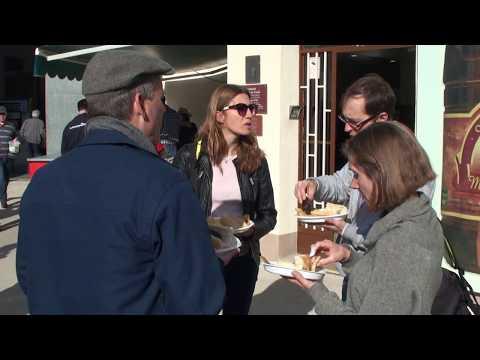 Godall, 20170311 14 Fira de l'oli i l'espàrrec 05 esmorzars
