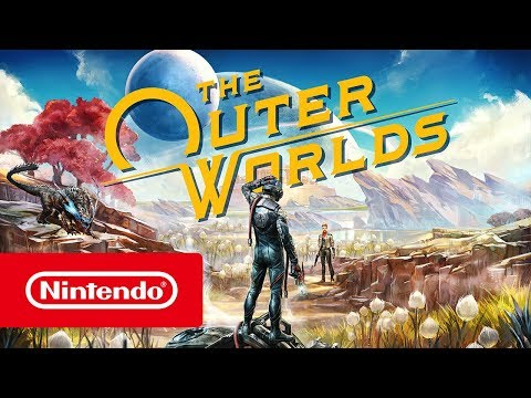 Journey To The Outer Worlds When Obsidian's Space RPG Lands