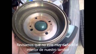 Video cambio de frenos de tambor paso por paso download MP3, 3GP, MP4, WEBM, AVI, FLV Agustus 2018