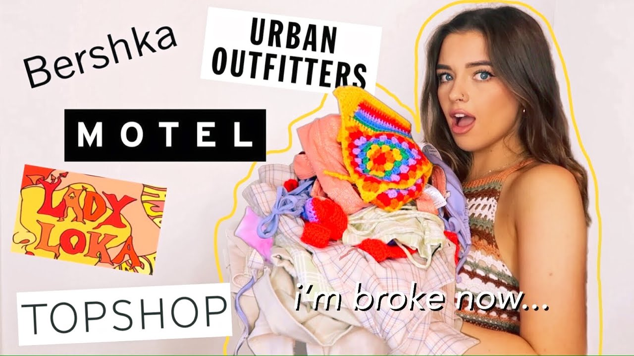 Holidays are back on... time for a SUMMER TRY ON HAUL!