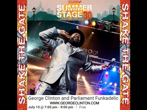 George Clinton and Parliament-Funkadelic - Funkin